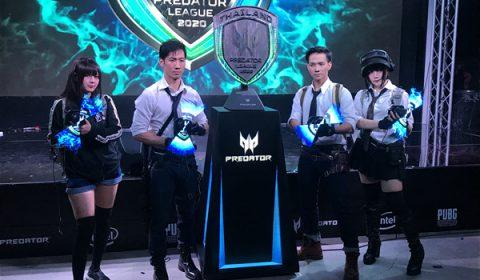 สานต่อความมันส์ไม่มีพัก Thailand Predator League 2020 คัดเลือกเกมเมอร์ PUBG ชาวไทยเตรียมลุยศึกใหญ่ที่ฟิลิปปินส์