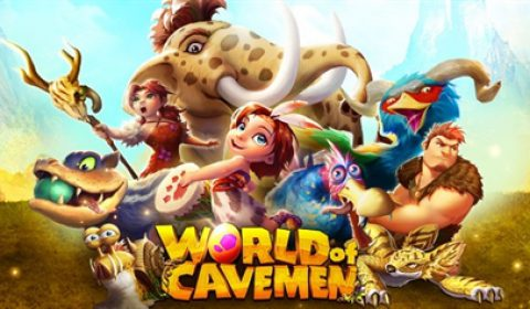 (รีวิวเกมมือถือ) World of Cavemen เกม MMO เทิร์นเบสสไตล์ยุคหินสุดฮา!