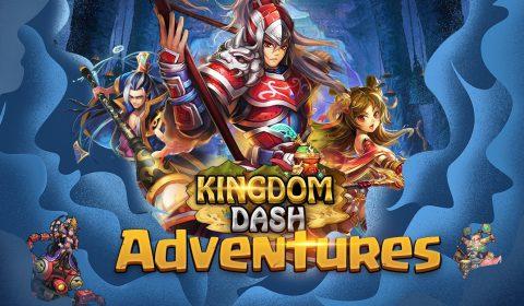 [รีวิวเกมมือถือ] สามก๊กฉบับวิ่งสู้ฟัด Kingdom Dash