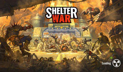 (รีวิวเกมมือถือ) Shelter War: Last City in apocalypse สร้างฐาน และตะลุยในโลกหลังหายนะ