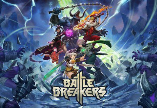 (รีวิวเกมมือถือ) Battle Breakers เกม Tactical RPG จาก EPIC GAMES!