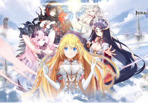 (รีวิวเกมมือถือ) Mirage Memorial เกม RPG รวมพลสาวๆ สไตล์อนิเมะ เปิดความน่ารักให้ได้ลองแล้ว!