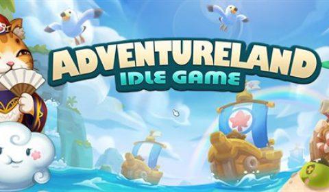 (รีวิวเกมมือถือ) Adventureland เกม IDLE แนวตั้ง ภาพแบบการ์ตูน เล่นง่ายและเพลิน
