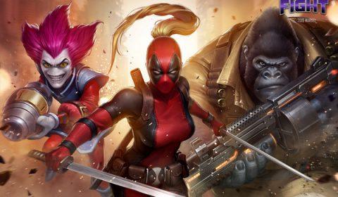 สมาชิกใหม่ล่าสุดจากทีม Mercs for Money จาก Deadpool พร้อมเข้าร่วมทีมเหล่าซูเปอร์ฮีโร่ใน MARVEL Future Fight แล้ววันนี้!