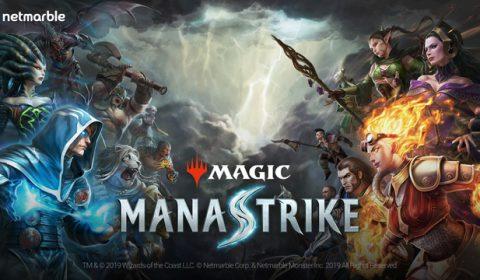 ตามคำเรียกร้อง! เน็ตมาร์เบิ้ลนำเกมแนวเวทมนตร์ที่ใครหลายๆ คนชื่นชอบอย่าง Magic: ManaStrike มาสู่มือถือแล้ววันนี้!