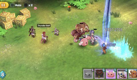 เปิดให้บริการแล้ว Ragnarok Tactics ความมันส์ในแบบ IDLE จากโลก Ragnarok พร้อมมันส์ทั้ง iOS และ Android