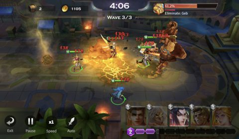 เปิดดินแดนแห่งเทพพระเจ้า Smite Blitz จากเกมส์ MOBA สู่เกมส์ RPG สะสมตัวละครบนมือถือเปิดแล้วทั้ง iOS และ Android