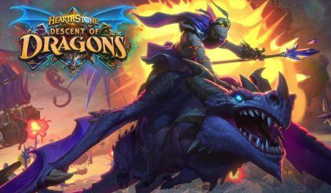ส่อง Deck กาลาครอนด์ ส่วนเสริมใหม่ Descent of Dragons จาก  Hearthstone
