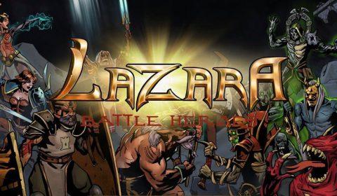 [รีวิวเกมมือถือ] RPG สุดเข้มข้นสไตล์ตะวันตก Lazara Battle Heroes