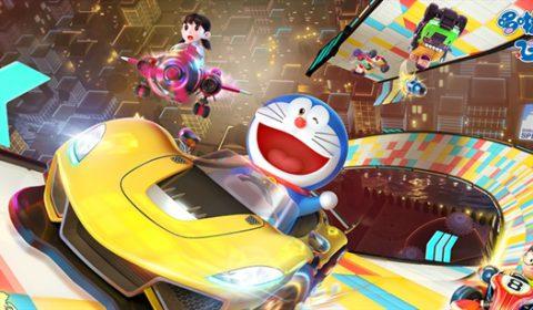 (รีวิวเกมมือถือ) Doraemon Speed เกมแข่งรถคาร์ท ในสไตล์ Speed Drifter ผสม Kart Rider