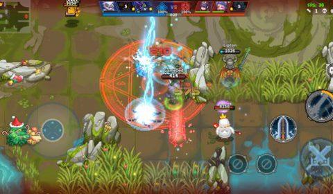 เปิดสังเวียนเดือด Force of Guardians เกมส์มือถือใหม่แนว MOBA สไตล์ Pixel 3v3 พร้อมกันทั่วอาเซียนแล้ววันนี้ทั้ง iOS และ Android