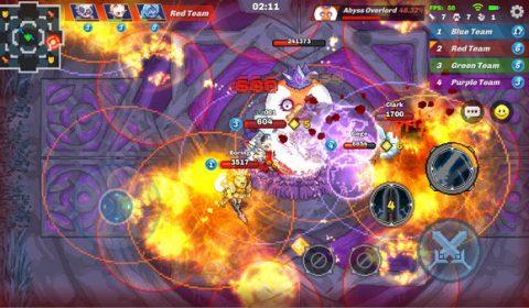 FoG ระเบิดความมันส์ทั้งไทยและ SEA กับ 3v3 Pixel MOBA เต็มรูปแบบ วันนี้ !!