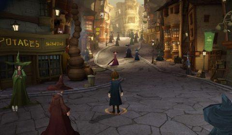 เริ่มมีความคืบหน้า Harry Potter: Magic Awakened เกมส์ใหม่ที่จะพาคุณไปสัมผัสกับบรรยากาศในโรงเรียนฮอกวอตส์