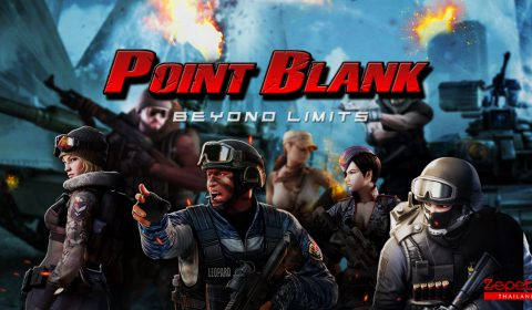 Zepetto (Thailand) ประกาศให้บริการ Point Blank พร้อมเปิดโอนย้ายไอดีแล้ว!