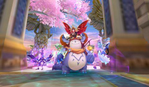 SOL FANTASY – 3D MMORPG การต่อสู้สุดมันส์แห่งฤดูหนาว เปิดลงทะเบียนล่วงหน้าแล้ว