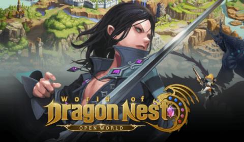 ใกล้แล้ว! World of Dragon Nest เกมมือถือ MMORPG เตรียมเปิดตัวใน SEA อย่างเป็นทางการเดือนมกราคม 2020 นี้!