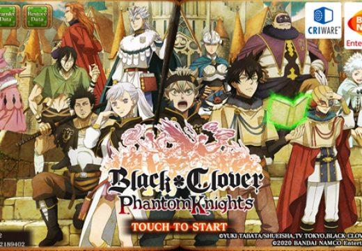 (รีวิวเกมมือถือ) Black Clover Phantom Knights เกมมือถือจากมังงะชื่อดัง เปิดให้เล่นแล้ววันนี้!