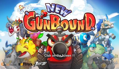 [รีวิวเกมมือถือ]กำเนิดใหม่ New Gunbound  ยิงสนุก หยุดไม่อยู่!!