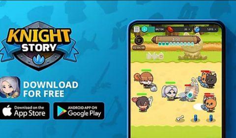 [รีวิวเกมมือถือ]Knight Story เกม Idle Crafts-RPG ที่น่าเล่นที่สุดในเวลานี้
