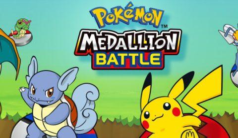 [มือถือ-web] เหล่าเทรนเนอร์ทั้งหลายเตรียมบอลให้พร้อมไปกับโปเกม่อนภาคใหม่ Pokemon Medallion Battle