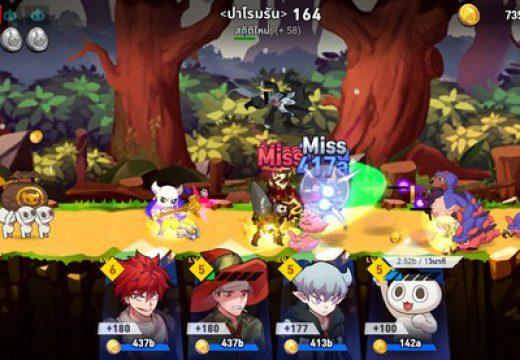 Lucid Adventure : Idle RPG เกมส์มือถือใหม่แนว Idle จากตัวละครเรื่องดังใน LINE WEBTOON เปิดให้บริการแล้วทั้ง iOS และ Android