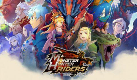 Capcom เตรียมปล่อยอีกหนึ่งผลงาน Monster Hunter Riders เกมส์มือถือใหม่ในประเทศญี่ปุ่น เร็วๆ นี้