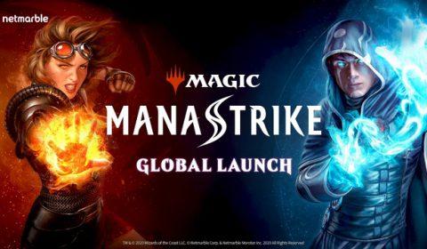 Magic: ManaStrike เกมมือถือแนวใหม่ PVP แบบเรียลไทม์ เปิดตัวอย่างเป็นทางการพร้อมกันทั่วโลกแล้ววันนี้!