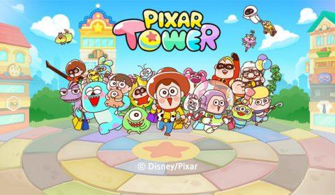 เนรมิตศูนย์การค้าขนาดยักษ์ด้วยตัวละครจาก Pixar ที่คุณชื่นชอบ LINE: Pixar Tower พร้อมเปิดให้บริการแล้ววันนี้!