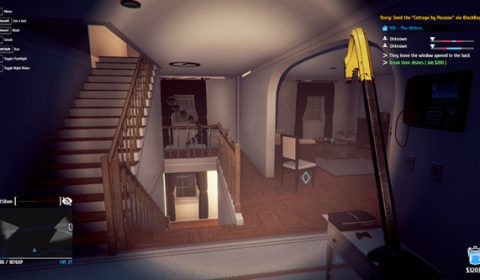 [Game On Sale] เกมลดราคา Thief Simulator เกมจำลองการเป็นโจรบน PC ลด 40% เหลือ 174 บาท