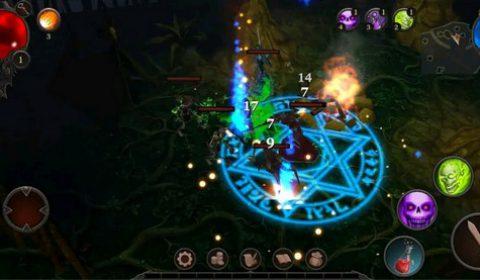 Vengeance RPG ออกผจญภัยในดันเจี้ยนกับบรรยากาศสุดคลาสสิคบนระบบ Android เท่านั้น