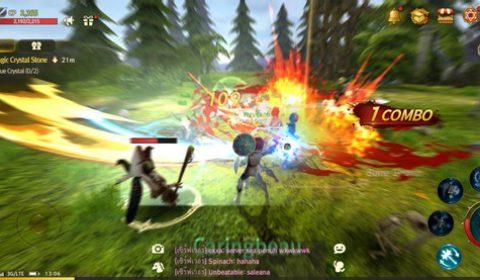 ไม่ต้องรอกันแล้ว World of Dragon Nest เกมส์มือถือใหม่จาก Nexon พร้อมเปิดให้บริการทั้งระบบ iOS และ Android