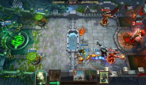 Magic: ManaStrike เกมส์มือถือใหม่จาก Netmable พร้อมเปิดให้บริการทั้ง iOS และ Android แล้ววันนี้