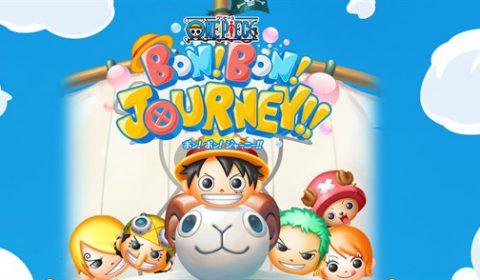 (รีวิวเกมมือถือ) ONE PIECE BON! BON! JOURNEY!! เกมพัซเซิลโจรสลัดหมวกฟางแบบซูมซูม!