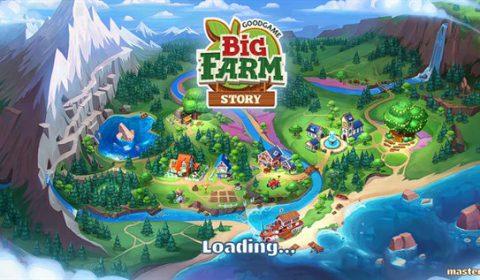 (รีวิวเกมมือถือ) Big Farm : Story เกมปลูกผักที่เน้นเรื่องราวในแบบฉบับคันทรี่!
