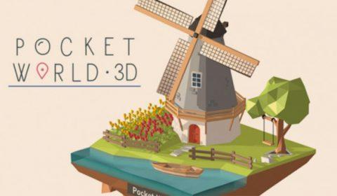 [รีวิวเกมมือถือ] ท่องโลกและลับสมองไปพร้อมๆกันกับ Pocket World 3D เกมฟรีมาแรงข้ามปี