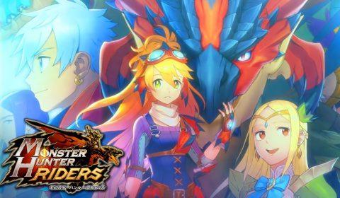 [How to play] Monster Hunter Riders  แจงละเอียดเมนูและวิธีเล่น