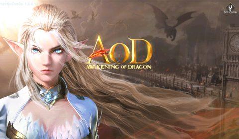 (รีวิวเกมมือถือ) Awakening of Dragon เกม RPG Auto ที่แปลงร่างเป็นมังกรได้!