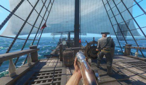 [Game On Sale] เกมลดราคา Blackwake เกมสู้รบเรือโจรสลัด FPS ลด 90% เหลือ 37 บาท!