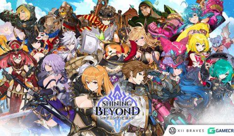 (รีวิวเกมมือถือ) Shining Beyond เกม RPG สไตล์อนิเมะจากผู้สร้าง Valiant Force