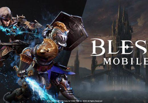 (รีวิวเกมมือถือ) BLESS Mobile เกม MMO สุดดังในเวอร์ชั่นมือถือจากเกาหลี มีภาษาอังกฤษด้วย