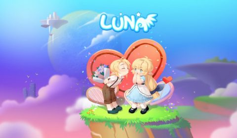 เกมมือถือใหม่ LUNA M เปิดเพจอย่างเป็นทางการแล้ว พร้อมเปิดแน่เร็วๆ นี้!!