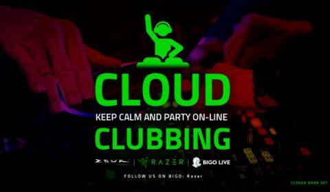 RAZER จับมือ BIGO LIVE จัด Cloud Clubbing ปาร์ตี้ออนไลน์กับ Zouk DJ Club แห่งแรกใน SEA keep calm and party on-line!
