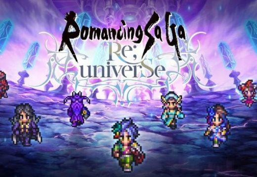 Square Enix เปิดให้ผู้ลงทะเบียนล่วงหน้าได้ลอง Romancing SaGa Re;univerSe ผ่านระบบ Android ในประเทศไทยแล้ววันนี้