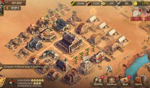 Wild Frontier เกมส์มือถือใหม่แนวสร้างเมืองในบรรยากาศเมืองคาวบอย เปิดให้บริการบน Android ในสโตร์ไทยแล้ววันนี้