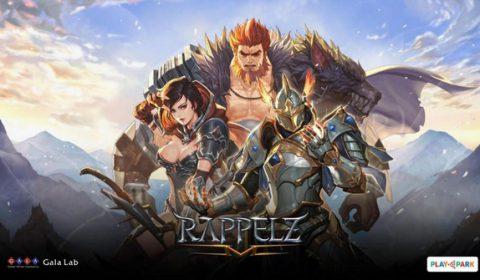 Rappelz M เกมมือถือใหม่แนว MMORPG สุดล้ำด้วยฟีเจอร์แต่งหน้าตัวละครเหมือนหน้าจริง!!