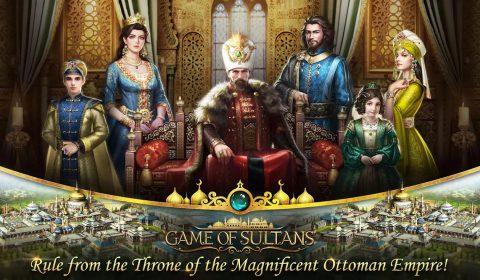 [รีวิวเกมมือถือ] สู่ความยิ่งใหญ่แห่งออตโตมาน GAME OF SULTANS