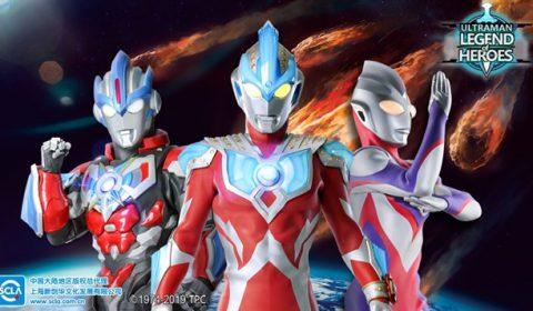 (รีวิวเกมมือถือ) Ultraman เกมลิขสิทธิ์แท้ รวมพลเหล่าอุลตร้าเพื่อพิทักษ์จักรวาล!