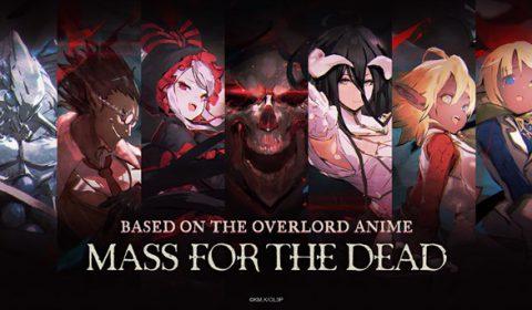 """(รีวิวเกมมือถือ) Mass for the Dead เกมมือถือจากอนิเมะ """"OVERLOAD"""" เปิดให้เล่นแล้ว"""