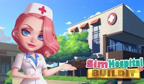(รีวิวเกมมือถือ) Sim Hospital BuildIt บริหารสร้าง รพ. กับเกมที่เล่นสุดง่าย