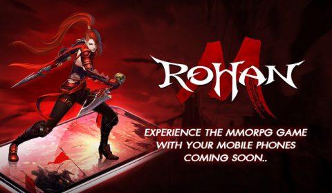 Playwith เตรียมเปิดให้บริการเกม ROHAN M